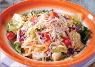 멕시칸 크래미 샐러드